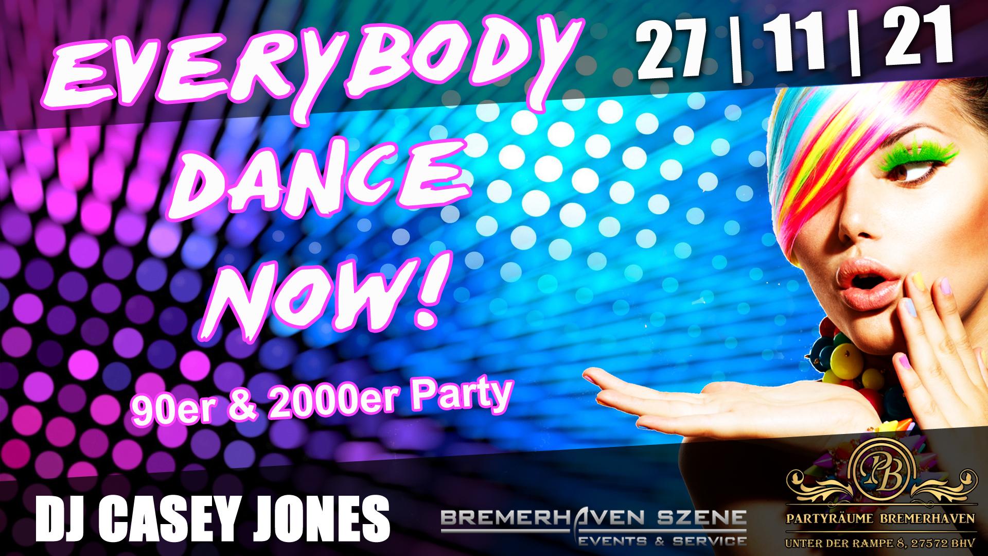 Everybody Dance Now - 90er & 2000er